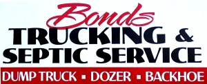 Bonds Trucking & Septic