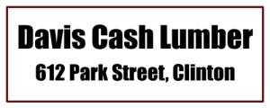Davis Cash Lumber in Clinton AR