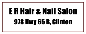 E R Hair & Nail Salon Clinton AR
