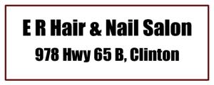 E R Hair & Nail Salon Clinton AR