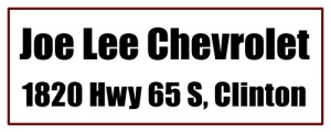 Joe Lee Chevrolet in Clinton AR