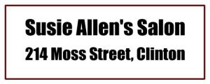 Susie Allen's Salon in Clinton AR