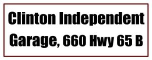 Clinton Independent Garage