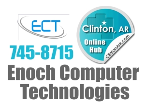 Enoch Computer Technologies Clinton AR