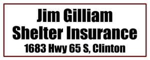 Jim Gilliam Shelter Insurance - Clinton AR