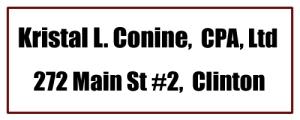 Kristal Conine CPA - Clinton AR