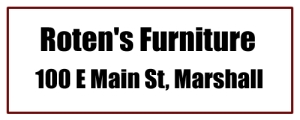Roten's Furniture, Marshall AR