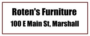Roten's Furniture, Marshall AR