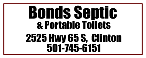 Bonds Septic and Portable Toilets - Clinton AR