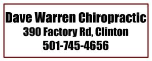 Dave Warren Chiropractic - Clinton, AR