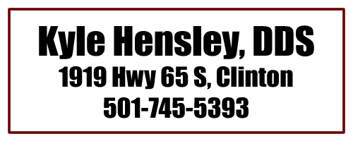 Kyle Hensley DDS Clinton AR