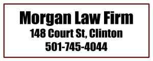 Morgan Law Clinton AR
