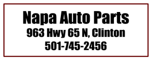 Napa Auto Parts Clinton AR