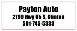 Payton Auto - Clinton AR