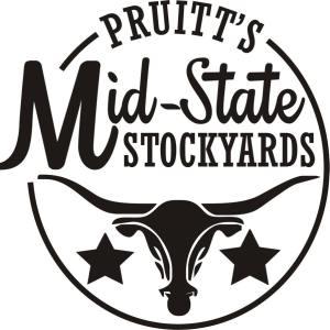 Pruitt's Mid-State Stockyards, Damascus AR