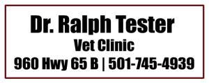 Ralph Tester Vet Clinic Clinton