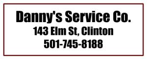 dannys-service-co-clinton-ar