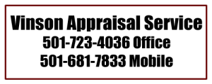 Vinson Appraisal Service